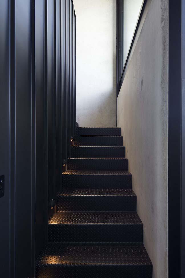 nha dep 2 tang 12 Tham quan mẫu thiết kế nhà đẹp 2 tầng với vẻ ngoài đơn giản cá tính
