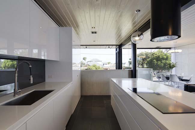 nha dep 2 tang 15 Tham quan mẫu thiết kế nhà đẹp 2 tầng với vẻ ngoài đơn giản cá tính