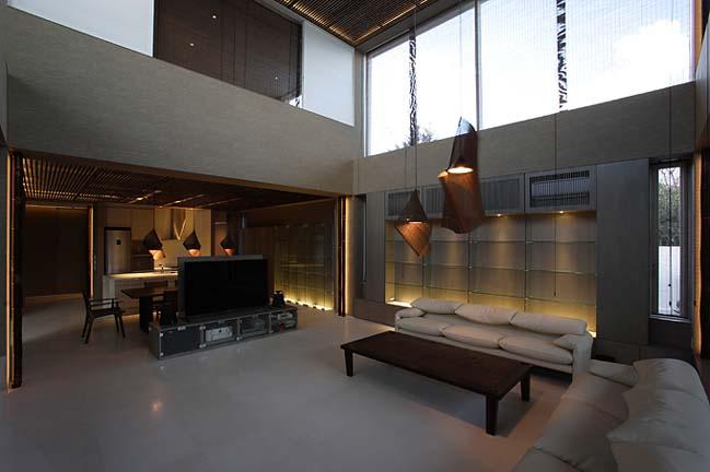 mau thiet ke biet thu dep 13 Chia sẻ mẫu thiết kế biệt thự đẹp lấy tre làm chủ đề