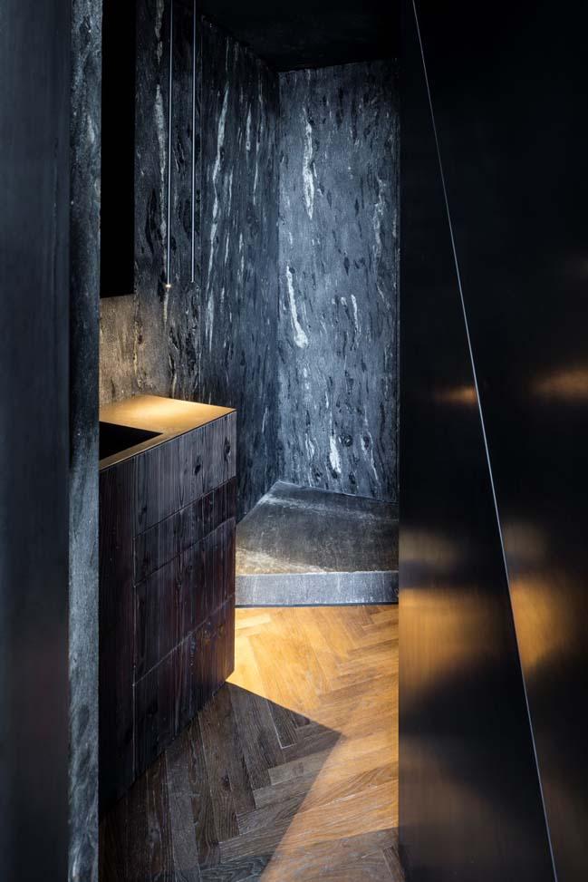 Mẫu thiết kế penthouse lấy cảm hứng từ Origami