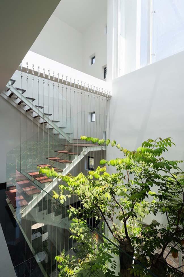 Ngôi biệt thự có kiến trúc hiện đại tại Đồng Nai
