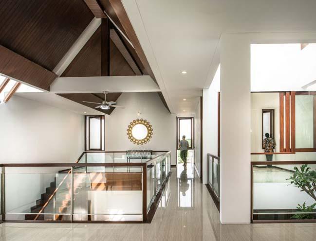biet thu mai thai hien dai 10 Chia sẻ mẫu thiết kế biệt thự mái thái hiện đại thoáng mát