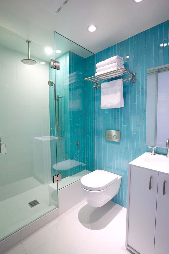 phong tam dep voi tong mau xanh va trang 06 Chiêm ngưỡng những mẫu phòng tắm đẹp với tông màu xanh và trắng sang trọng
