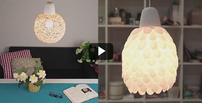 Video hướng dẫn cách làm đèn trang trí cực chất