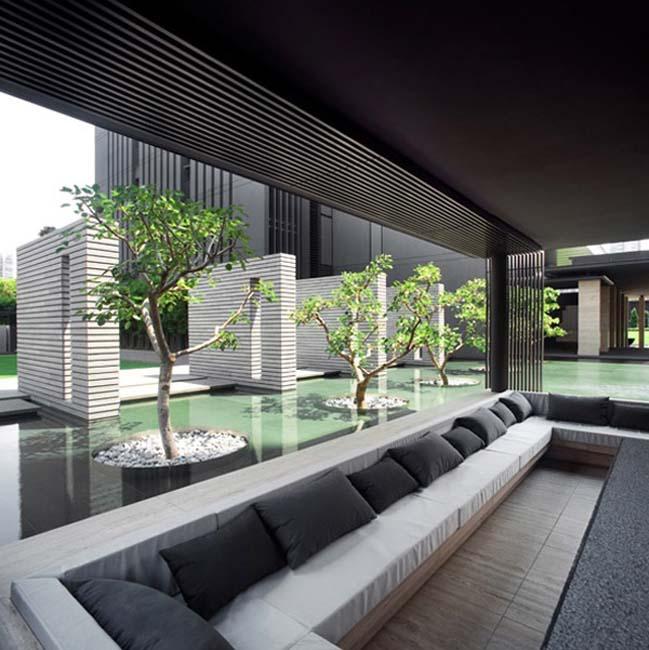 Mê mẩn với căn hộ cao cấp có hồ bơi riêng