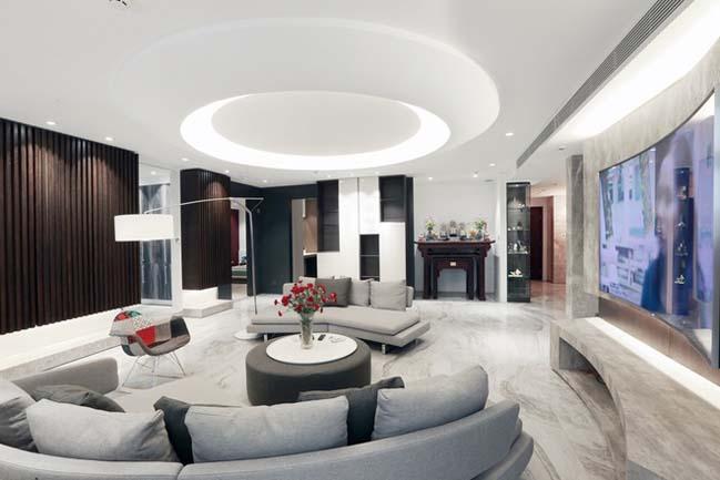 Căn hộ sang trọng như khách sạn 5 sao tại Hà Nội
