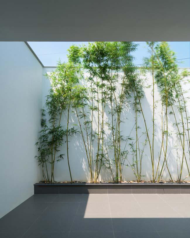 mau thiet ke nha pho dep 02 Chiêm ngắm mẫu thiết kế nhà phố đẹp 5x15m tại Bắc Ninh