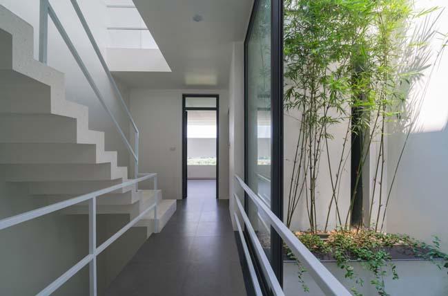 mau thiet ke nha pho dep 05 Chiêm ngắm mẫu thiết kế nhà phố đẹp 5x15m tại Bắc Ninh