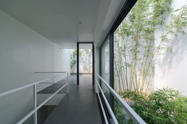 mau thiet ke nha pho dep 06 Chiêm ngắm mẫu thiết kế nhà phố đẹp 5x15m tại Bắc Ninh