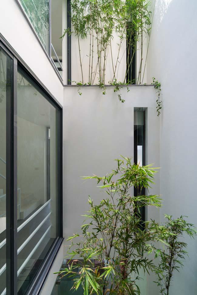 mau thiet ke nha pho dep 10 Chiêm ngắm mẫu thiết kế nhà phố đẹp 5x15m tại Bắc Ninh