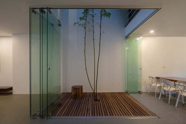 mau thiet ke nha pho dep 12 Chiêm ngắm mẫu thiết kế nhà phố đẹp 5x15m tại Bắc Ninh