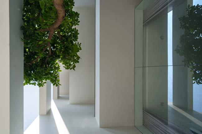 mau thiet ke nha pho dep 13 Chiêm ngắm mẫu thiết kế nhà phố đẹp 5x15m tại Bắc Ninh
