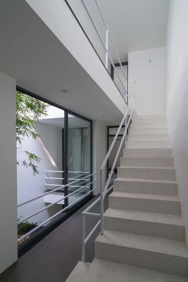 mau thiet ke nha pho dep 14 Chiêm ngắm mẫu thiết kế nhà phố đẹp 5x15m tại Bắc Ninh