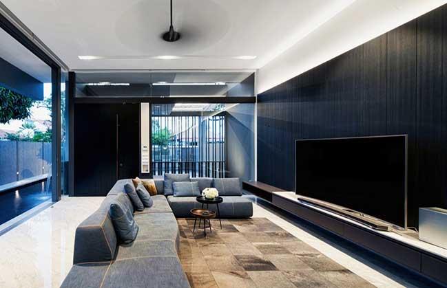Mẫu thiết kế giúp nhà đẹp 2 tầng ngập tràn ánh sáng