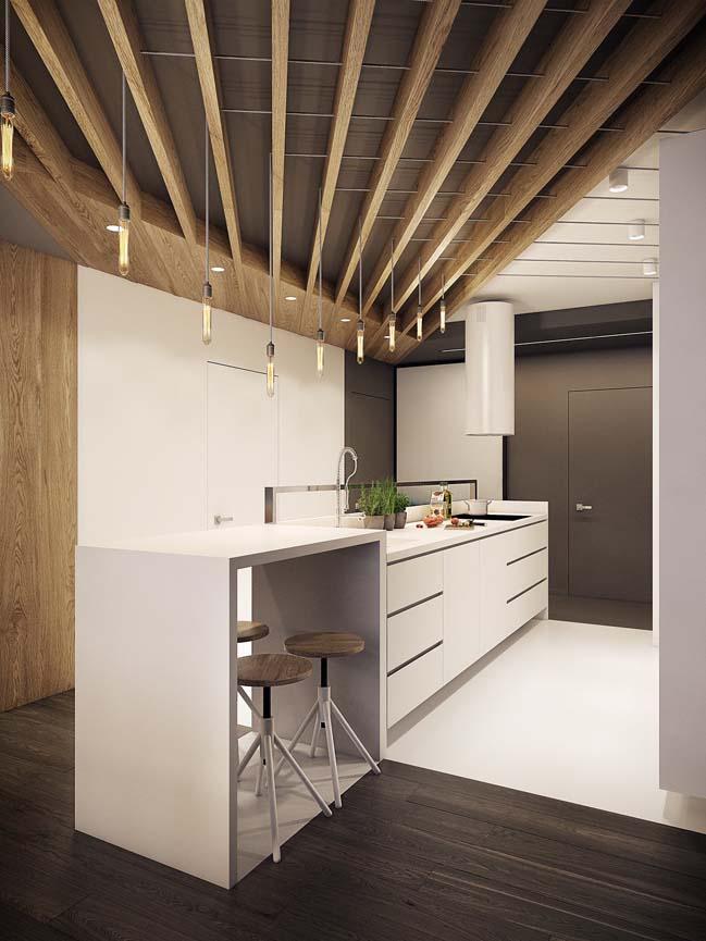 Những mẫu nhà bếp đẹp hiện đại cao cấp 2016