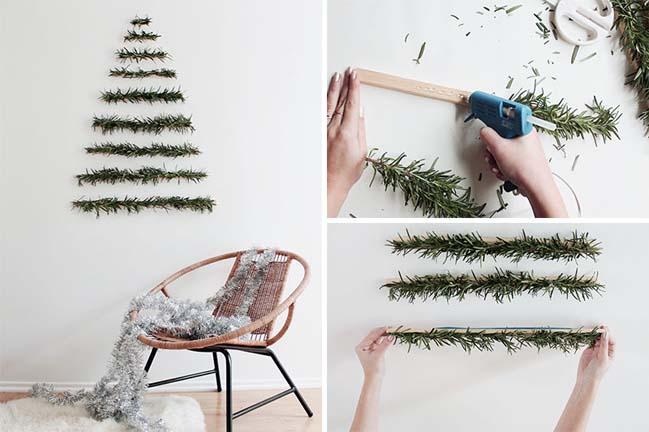 DIY - Trang trí cây thông 2016