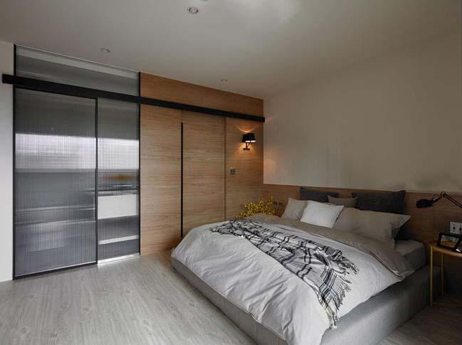 Căn hộ chung cư rộng thoáng với các không gian mở