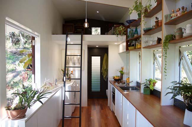 Thiết kế tiết kiệm từng cm cho những ngôi nhà nhỏ