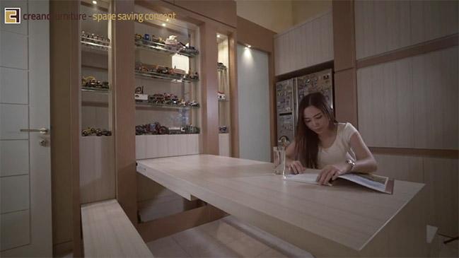 Giải pháp thiết kế tiết kiệm diện tích cho gian nhà bếp nhỏ