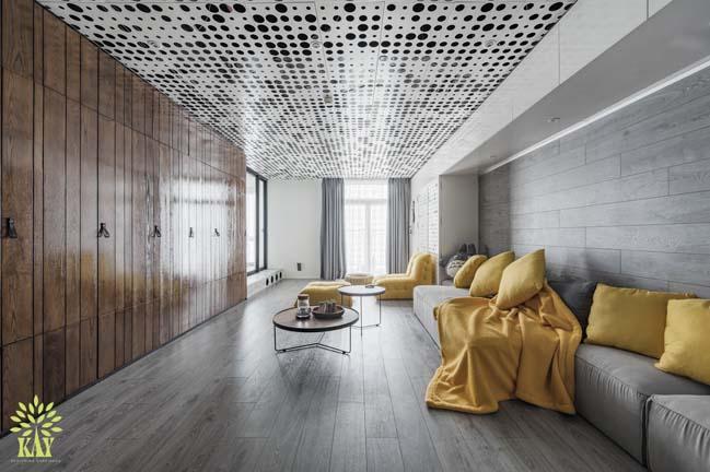 Mẫu nội thất căn hộ cao cấp Royal City tại Hà Nội