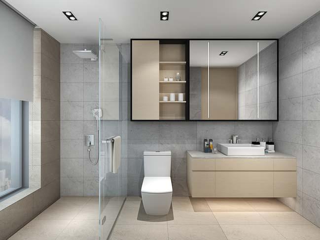 Tổng hợp 150 mẫu phòng tắm đẹp, hiện đại