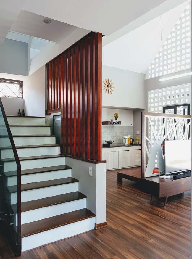 Mẫu thiết kế nhà đẹp 1 tầng tại Quảng Bình