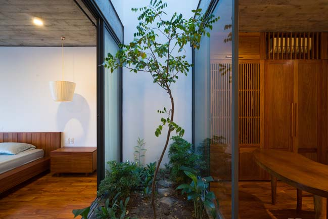 Mẫu nhà phố đẹp cho gia đình 2 thế hệ tại Vinh