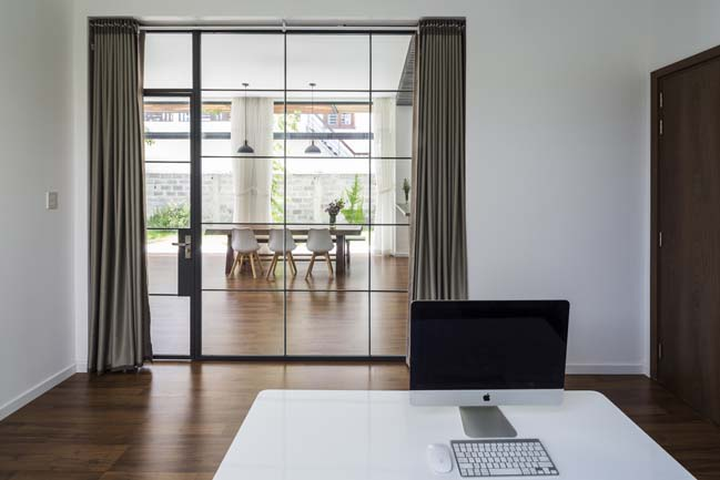 Thiết kế biệt thự đẹp 3 tầng hiện đại tại Nha Trang