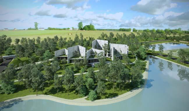 Trung tâm Đào tạo Viettel với kiến trúc lấy cảm hứng từ cuốn sách