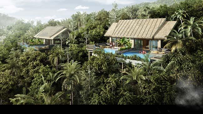Kiến trúc cho quần thể Eco-Resort tại Mũi Dinh