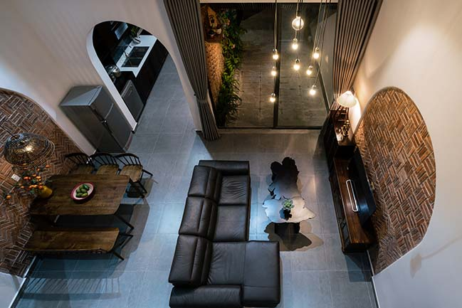 Mẫu thiết kế nhà đẹp ngập tràn ánh sáng tại Đà Nẵng