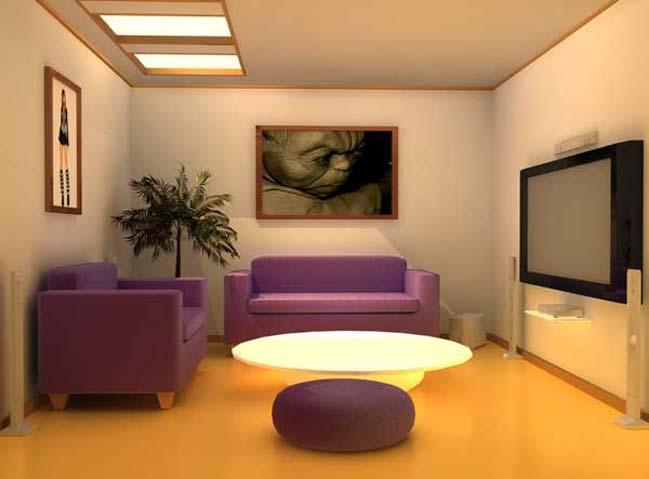 17 mẫu thiết kế nội thất cho phòng khách nhỏ đẹp