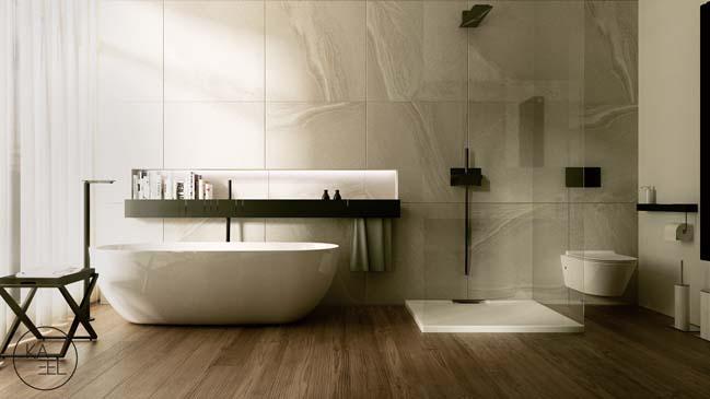 Thiết kế nội thất nhà đẹp 2 tầng với phong cách hiện đại sang trọng (10)