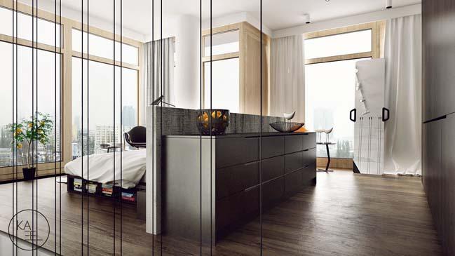 Thiết kế nội thất nhà đẹp 2 tầng với phong cách hiện đại sang trọng (18)