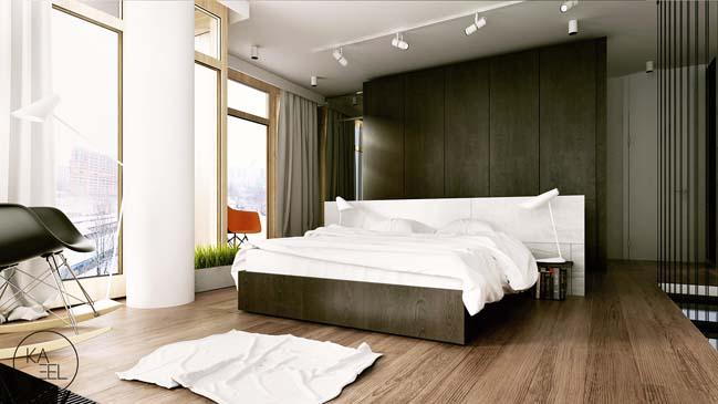 Thiết kế nội thất nhà đẹp 2 tầng với phong cách hiện đại sang trọng (19)