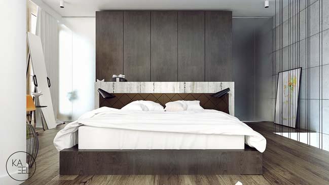 Thiết kế nội thất nhà đẹp 2 tầng với phong cách hiện đại sang trọng (20)