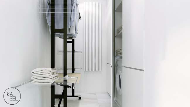 Thiết kế nội thất nhà đẹp 2 tầng với phong cách hiện đại sang trọng (21)