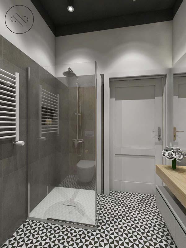 Mẫu nội thất hiện đại cho nhà nhỏ đẹp 1 phòng ngủ