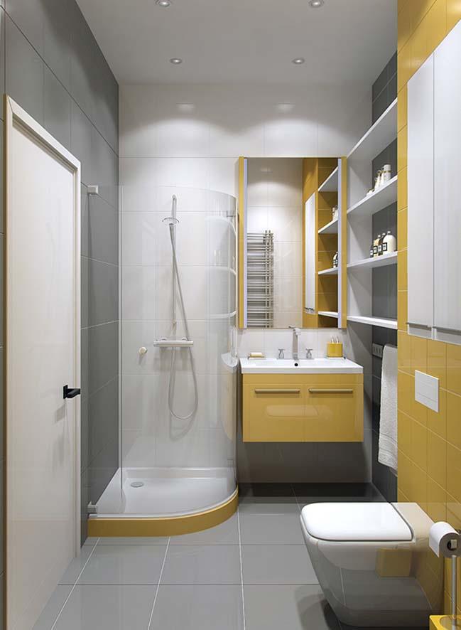 Kết quả hình ảnh cho phòng tắm nhỏ đẹp