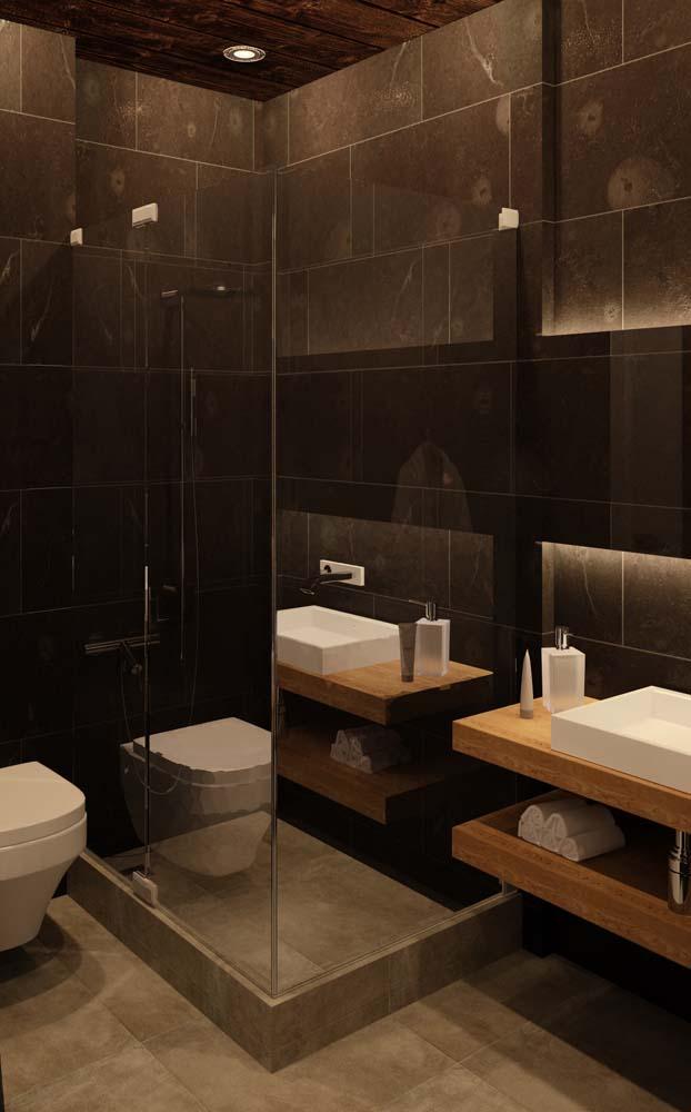 Mẫu thiết kế nội thât phòng tắm nhỏ đẹp