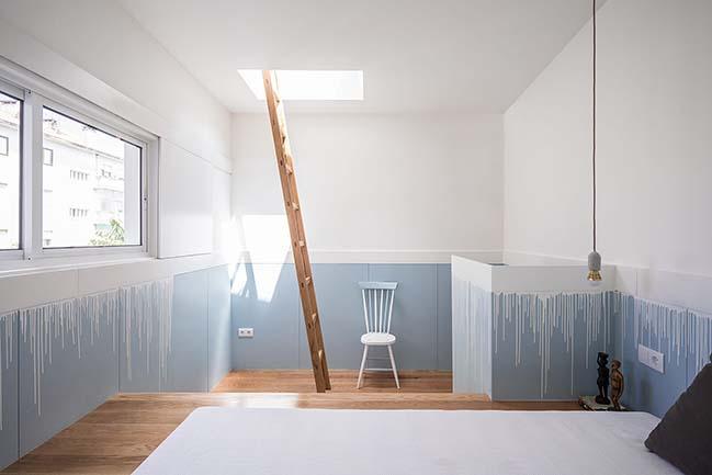 Mẫu thiết kế nhà nhỏ đẹp diện tích 30m2